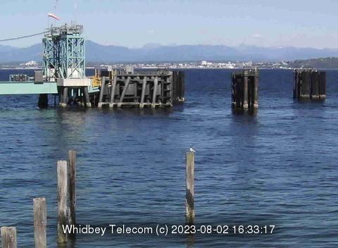 WSF Clinton Dock